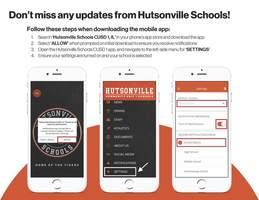 Don't miss any updates from Hutsonville Schools!