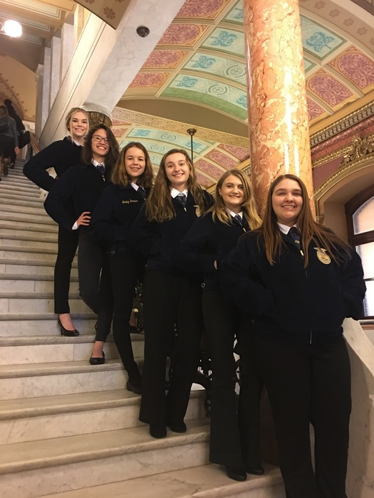 Agriculture Legislative Day at the State Capital