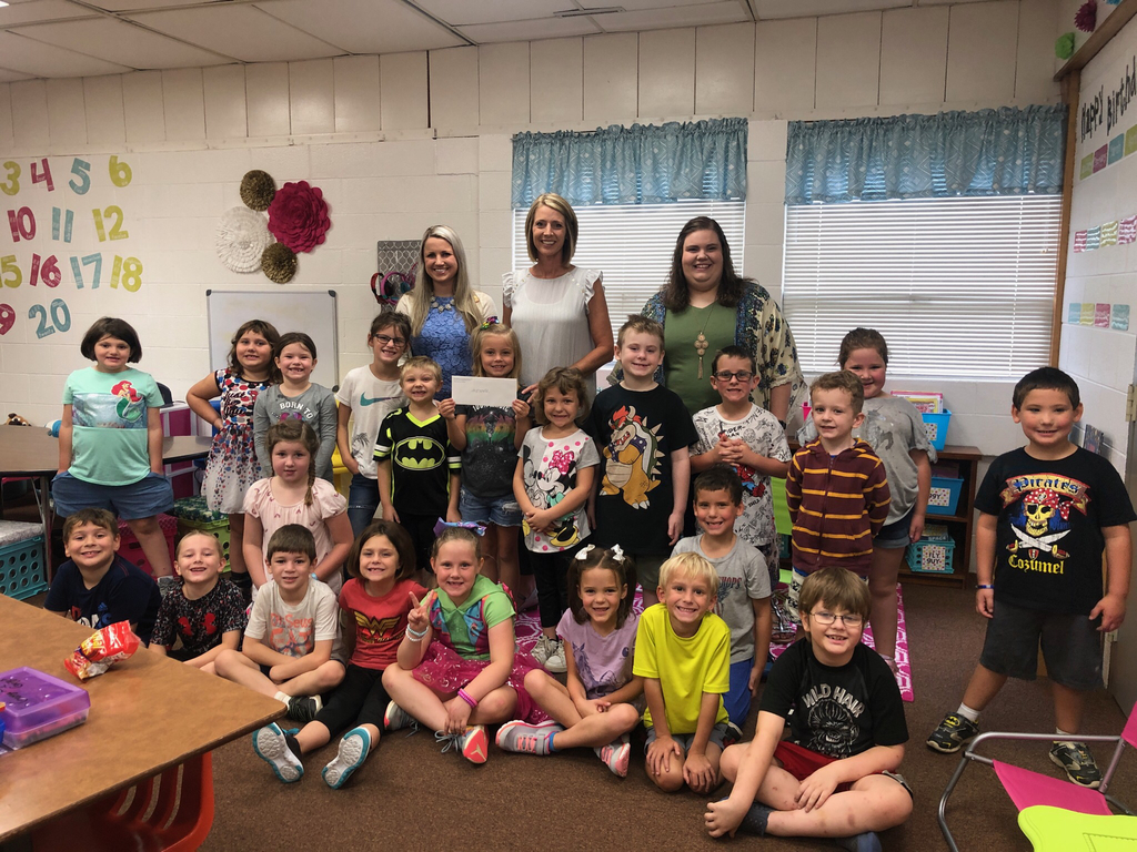 Thank you to First Robinson Savings Bank for sponsoring 100 Hutsonville students for the monthly book club through Scholastic Books. Each student in grades Pre-K through 5th grade will receive a new book each month!